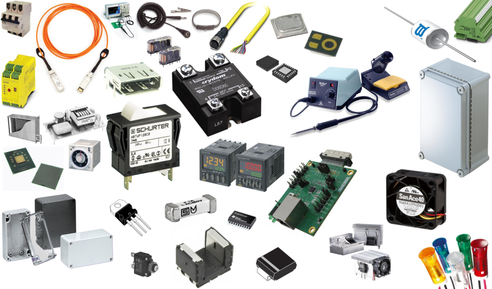 How you can Find Electronic Components