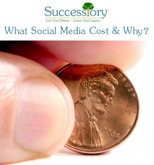 What Social Media Costs and Why