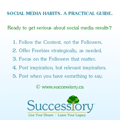 Source:  http://www.successiory.ca/blog/2014-12-8-social-media-habits-a-practical-guide