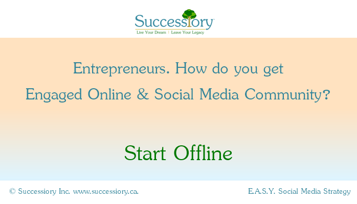 Successiory. Start Offline.