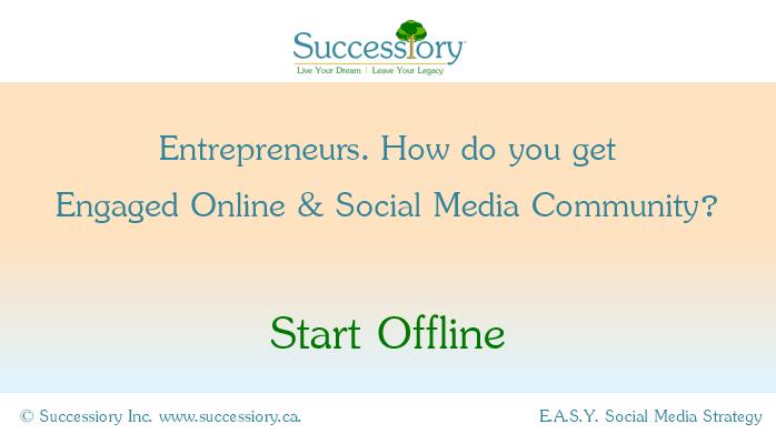 Successiory. Start Offline.