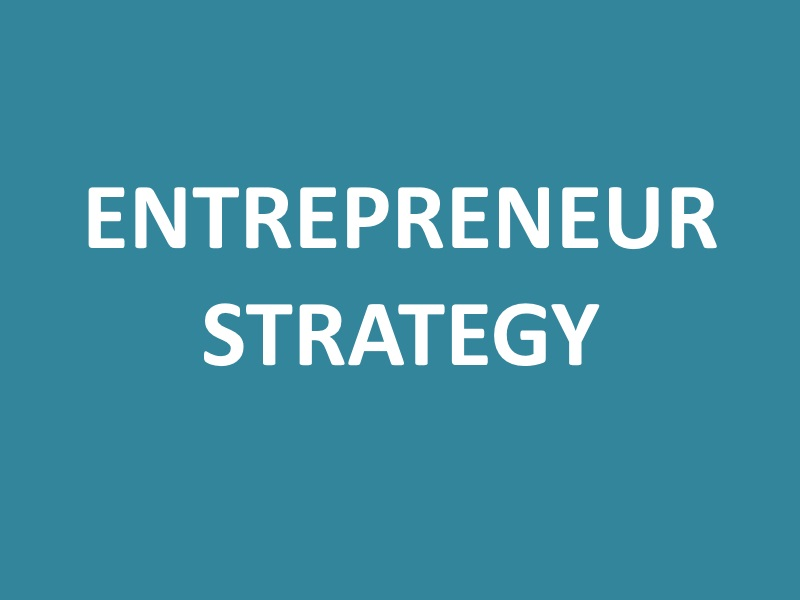 Entrepreneur Strategy (Successiory)