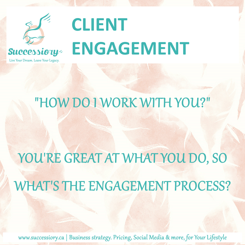Quick Guide to   Defining Client Engagement  .