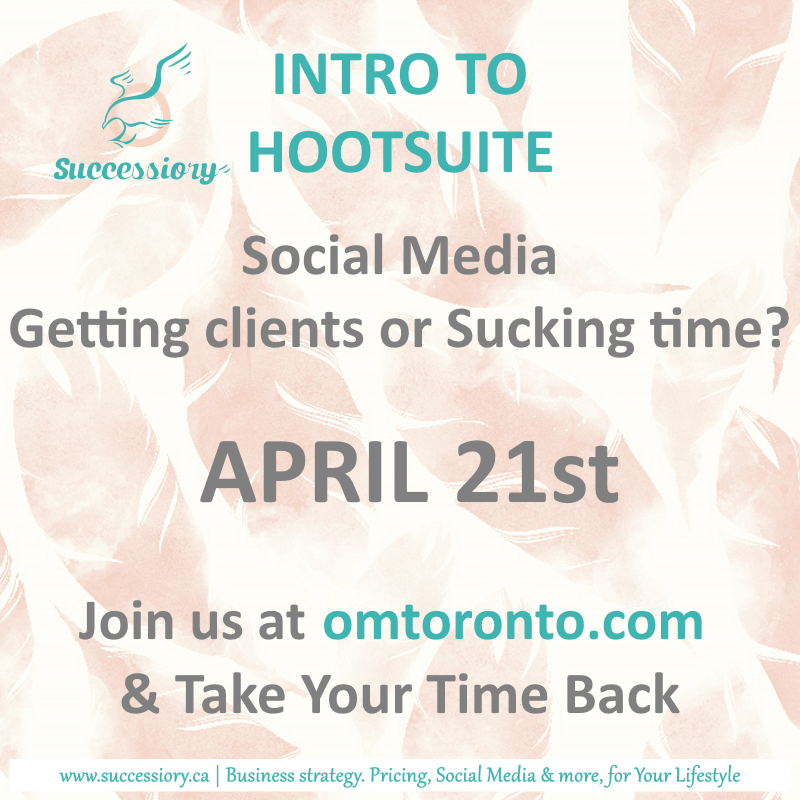Upcoming Events Successiory Keynote Speaker Entrepreneur - Hootsuite social media strategy template