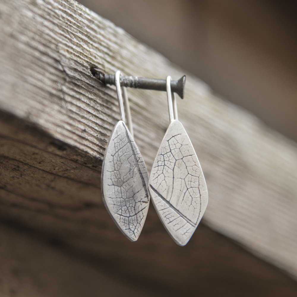 Silver leaf earrings Square for web 3.jpg