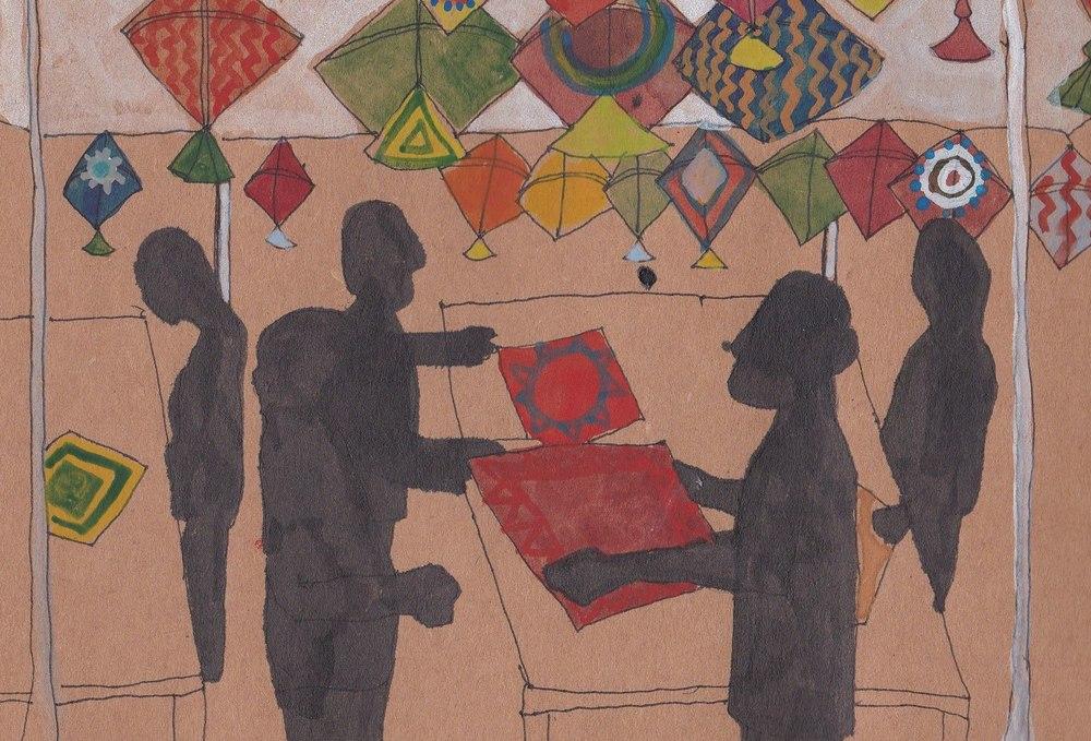 SOPHIE CHARALAMBOUS Kite Shopping.jpg