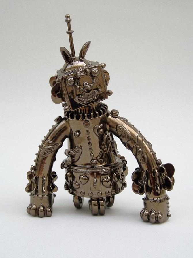 Rabbot, Malene Hartmann-Rasmussen, ceramics, £1,000