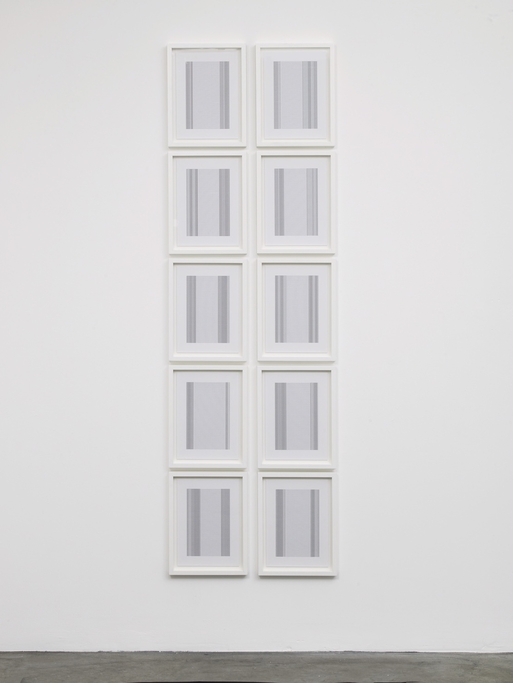 Pillars of Hercules - EU Embassies in Brussels, 2015, 29.7 x 21 cm each