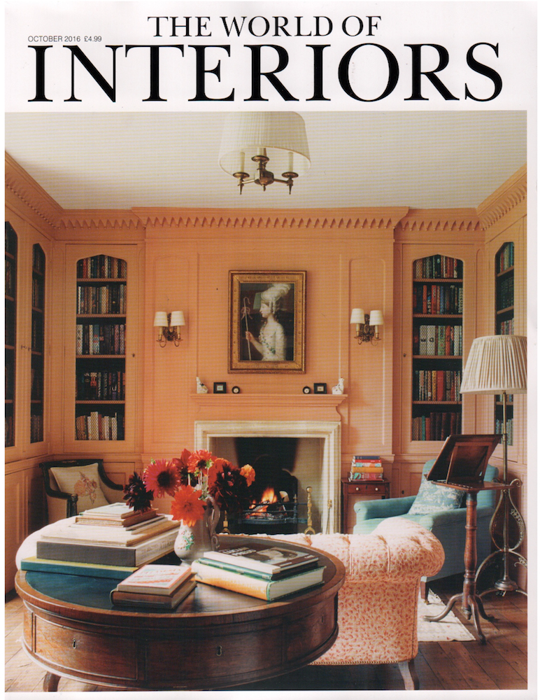The World of Interiors — Jessica Carlisle