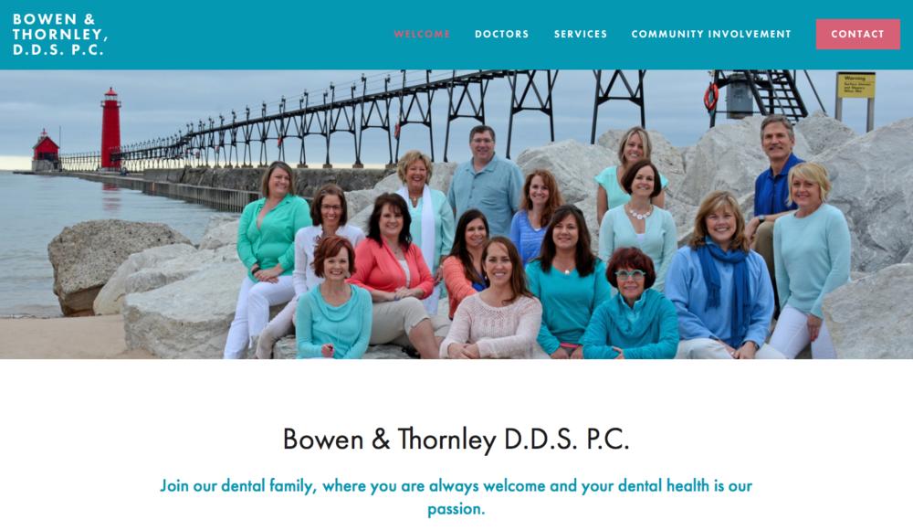 Click to visit Bowen & Thornley D.D.S. P.C.