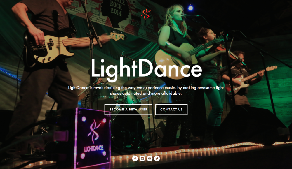 Click to visit LightDance: See Your Music