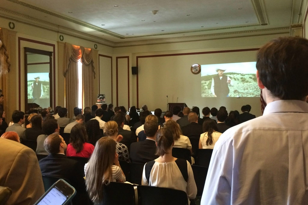 "Screening of ""Exposed"" for U.S. Capital staffers in Washington D.C."