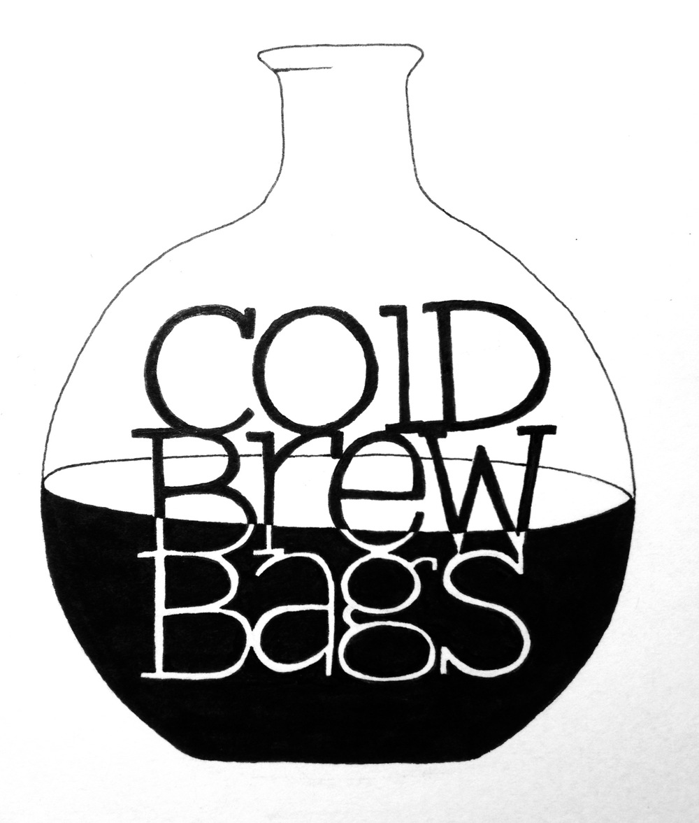 Logo for Cold Brew Bags