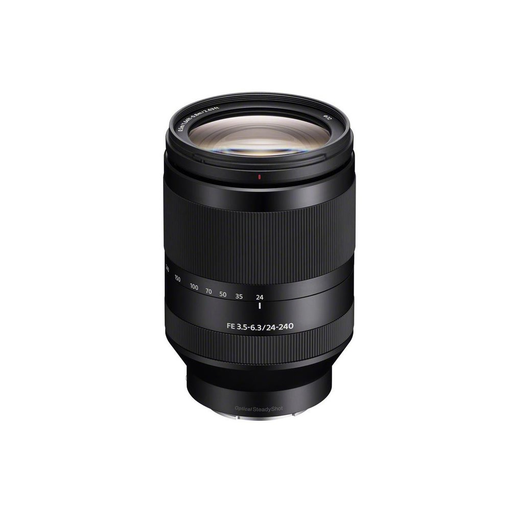 Sony 24-240 f/3.5-6.3 lens (FE)- this is a lens used by Jason for outdoor wedding ceremonies and for shooting sports.  Jason used this lens when shooting NFL games paired with his A6300 which made it an equivalent of a 36-360 lens.  Sharp results, fast focus and reasonably price lens.