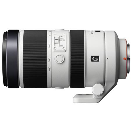 Sony 70-400 G lens - this is the lens Jason uses when he's had the opportunity to shoot the NFL, Major League Baseball and more.  It is very sharp and fast to focus. Recommended bodies for best use are the A7Rii, A6500, and A6300.  Recommended adpater for this lens- Sony LAEA3.