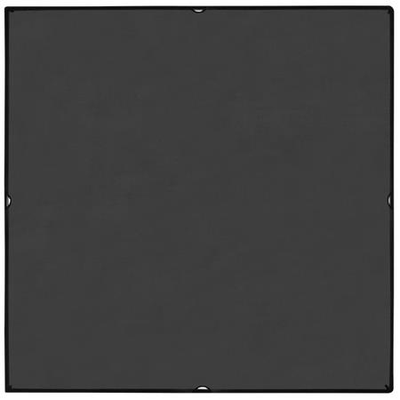 Westcott Scrim Jim 8x8 Double Net Fabric- this fabric is placed in the background of your shots to darken your background and is transparent enough to allow the camera to shoot through without showing the net.  It's a great way to increase the dynamic range in your images. Please note you must also purchase the Scrim Jim 8x8 Cine Kit to attach the fabric.