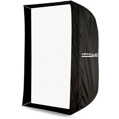 "Westcott Apollo Strip Soft Box (16x30"")  - this modifier is perfect for an ideal rim/edge light or hair light.  It's great as a replacement for window lighting and group shots."