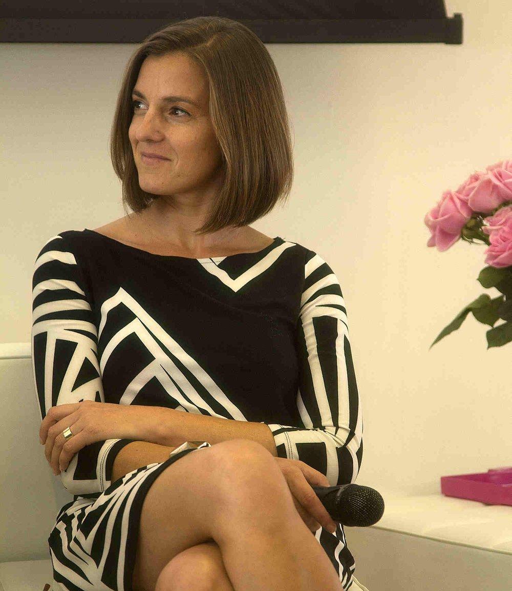 RESET Founder Cora Neumann