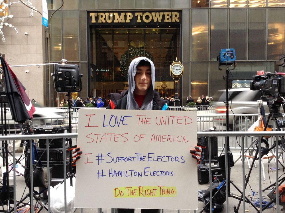 Stand with Electors - WhyWhisper Collective