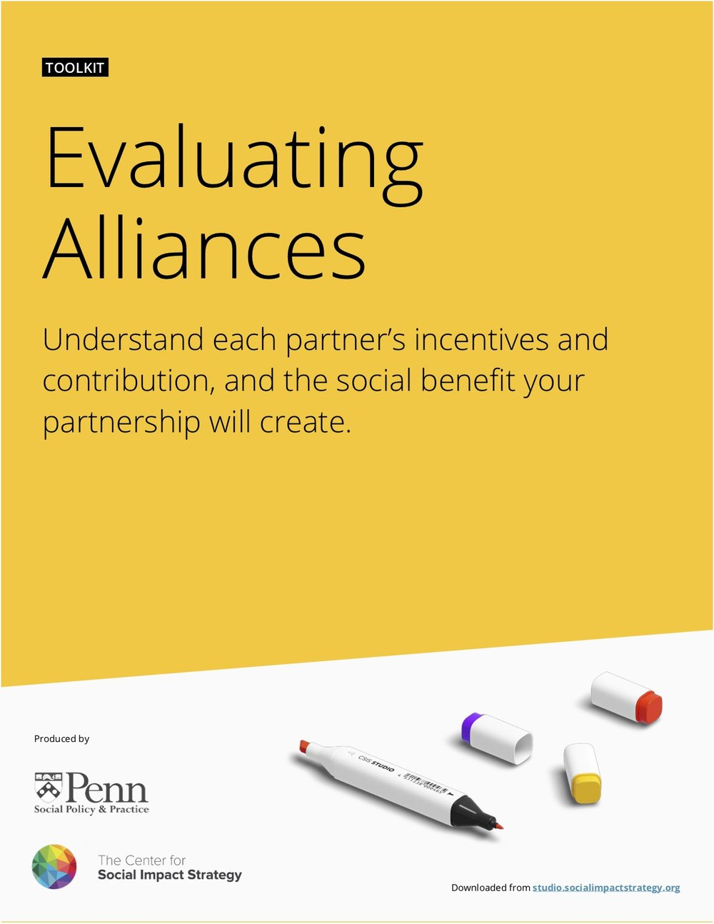 Evaluating Alliances