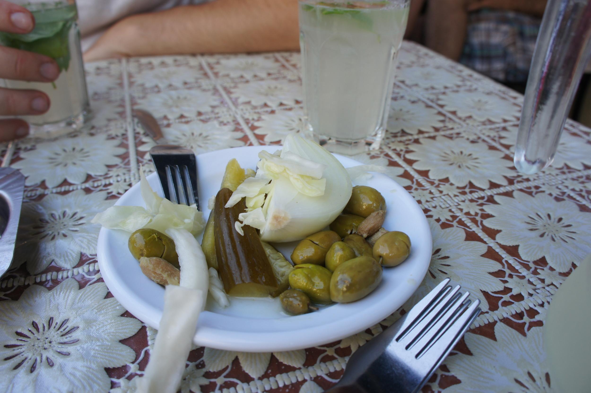 Israel: Seeing and Eating New Things — Devorah Lev-Tov