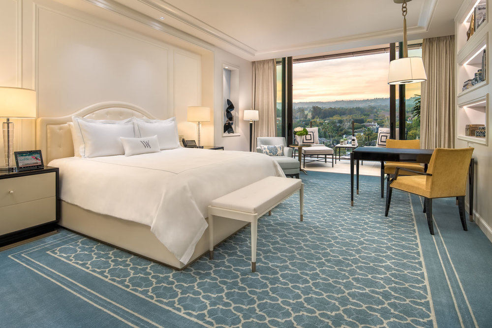 Sneak Peek at the Waldorf Astoria Beverly Hills - Robb Report