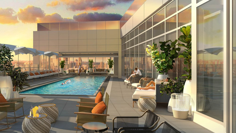 Sneak Peak: Inside Toronto's Hot New Urban Resort - Robb Report