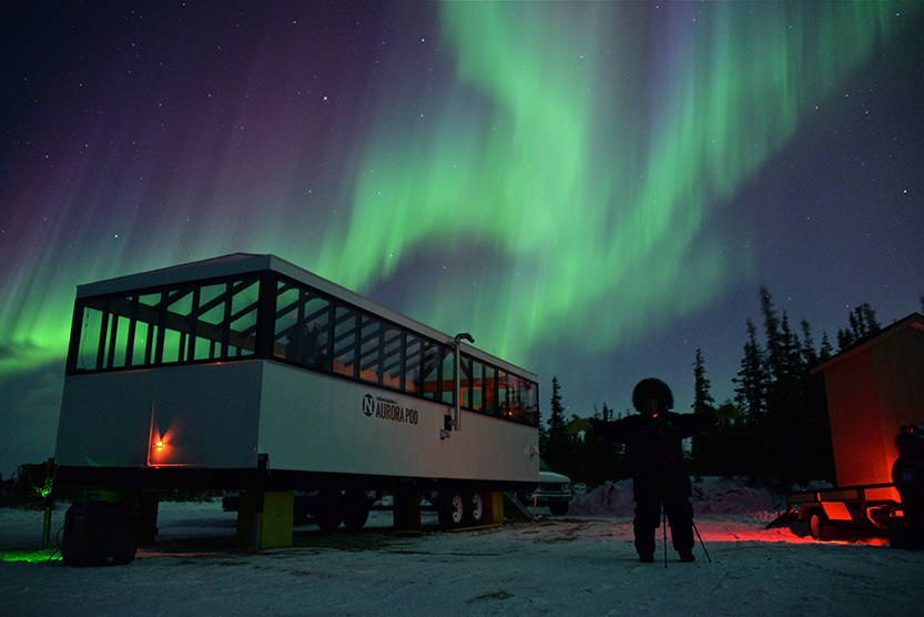 5 Adventurous, Over-The-Top Ways to See the Northern Lights - The Points Guy