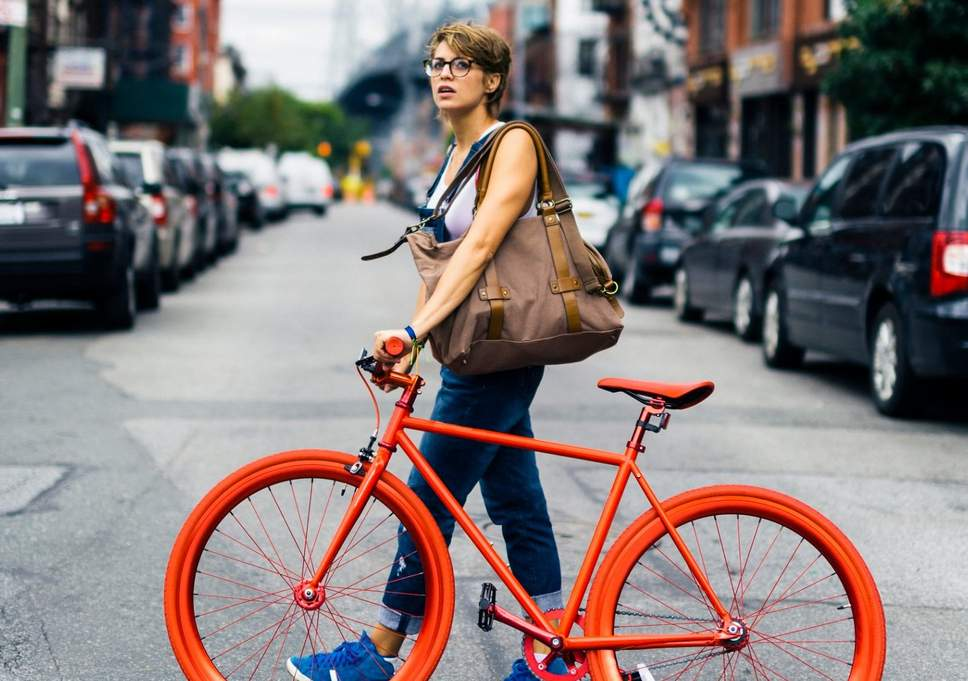 5 of the Best Ways to See Brooklyn By Bike - The Evening Standard (June 18, 2018 issue)