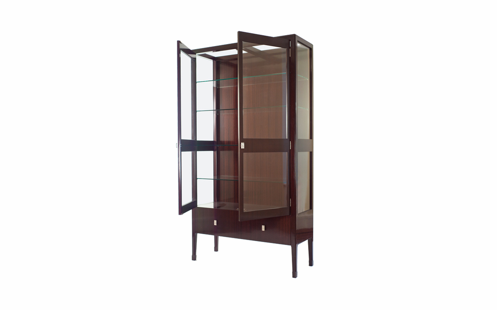 bond glass cabinet open.jpg