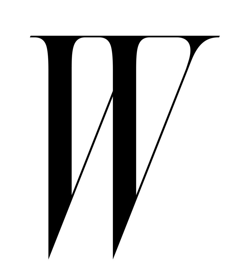 LLAP Maripola X in W Magazine