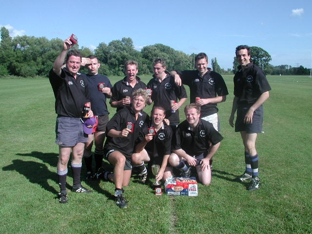 Exeter 2005 trophy.JPG