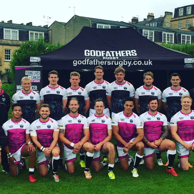CLIC Sargent Godfathers 7s - 2017 - 24/7s National Finals Day Bath Rec
