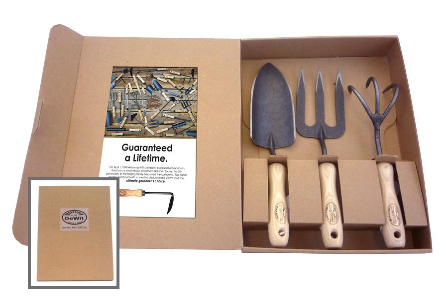 31-333U DeWit 3 Pc Tool Gift Set