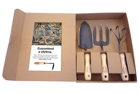 New Products DeWit Garden Tools