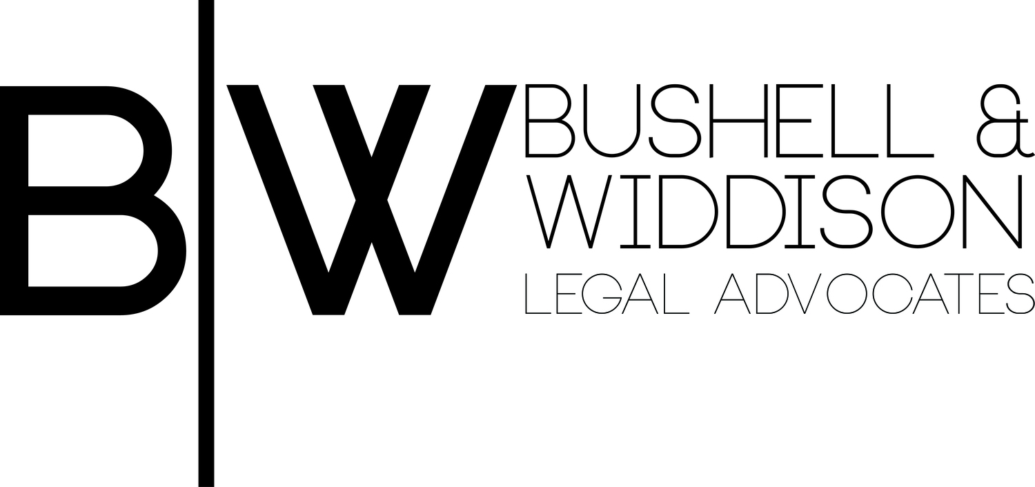Bushell & Widdison Legal Advocates
