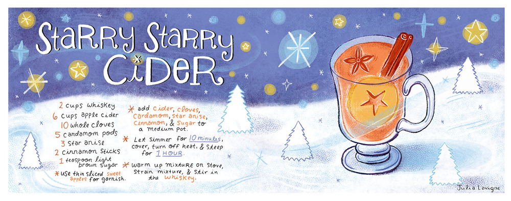Starry Starry Cider