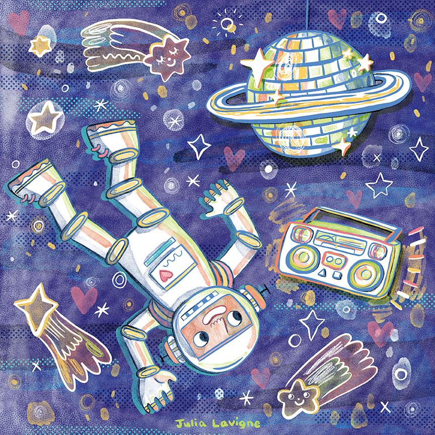 Space Jam!