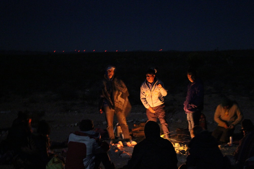 Wirrarika Night - Shimmering Hearts Community
