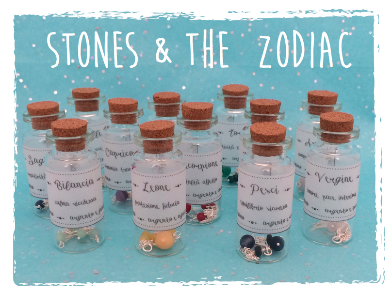 Do you know your zodiac stone? - There is a close relationship between stones and zodiac signs. According to ancient astrologers our stone has the power to bring us luck.