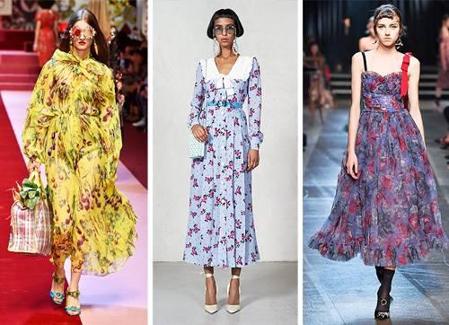 Dolce & Gabbana, Alessandra Rich & Erdem