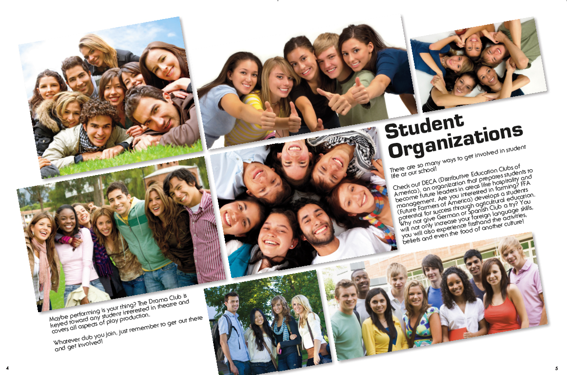Beautiful Yearbook Page Design Ideas Pictures - Interior Design ...