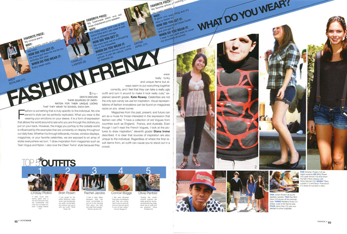 Flashback Friday: Inspiring Yearbook Page Design Ideas From The Past ...