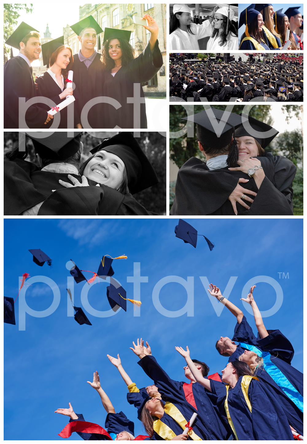 Approaching graduation day with a photojournalistic approach is going to deliver images that are yearbook worthy!