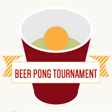 WEDNESDAYS: Beer Pong Championship