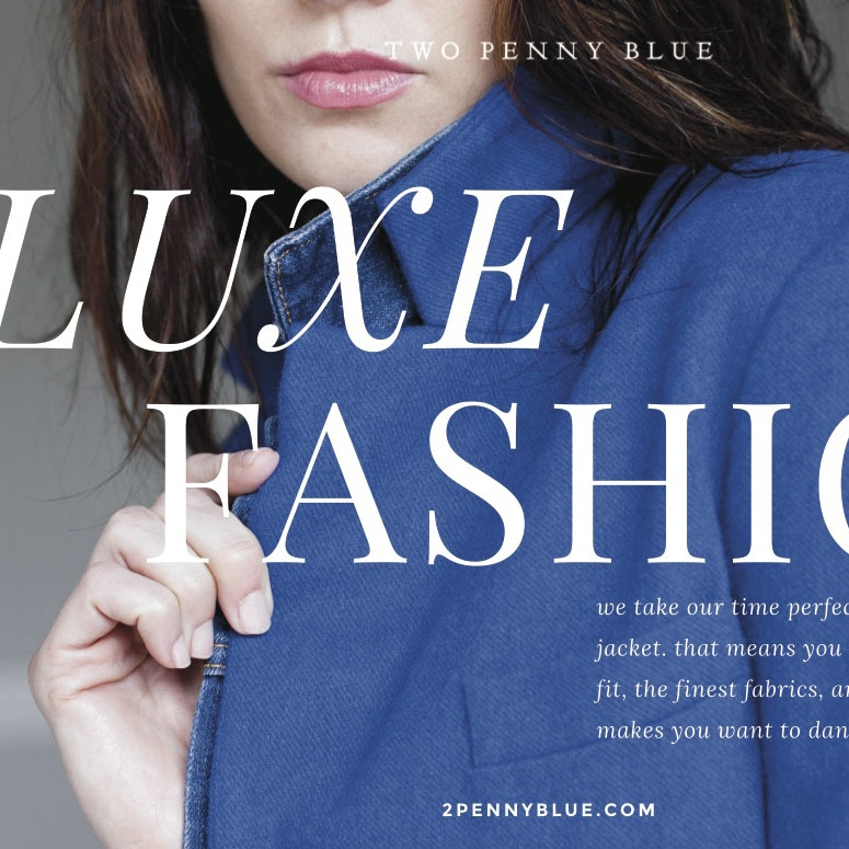 TWO PENNY BLUE FALL 2015
