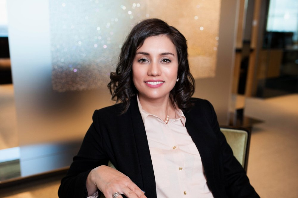 LESLEY IRIZARRY-HOUGAN  , IMMIGRATION LAWYER & OWNER OF L.I.H. LAW
