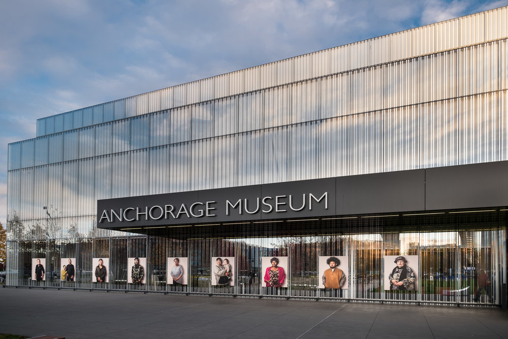 John_Mireles_Anchorage_Museum_Exterior