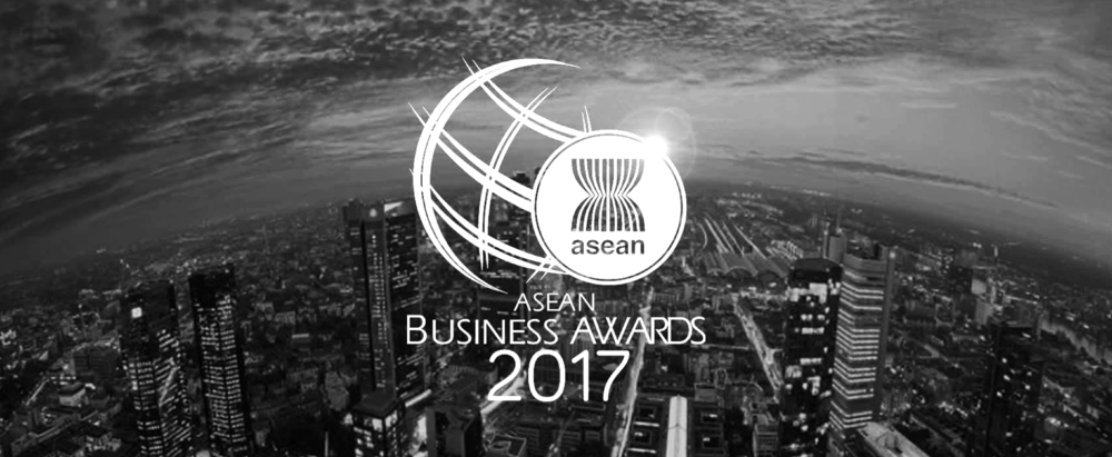 2017     It's an honour to be a regional judge for the annual ASEAN Business Awards (ABA). ABA is Southeast Asia's most prominent ASEAN business award, with awards this year given out by the Head of State of the ASEAN chairing country.
