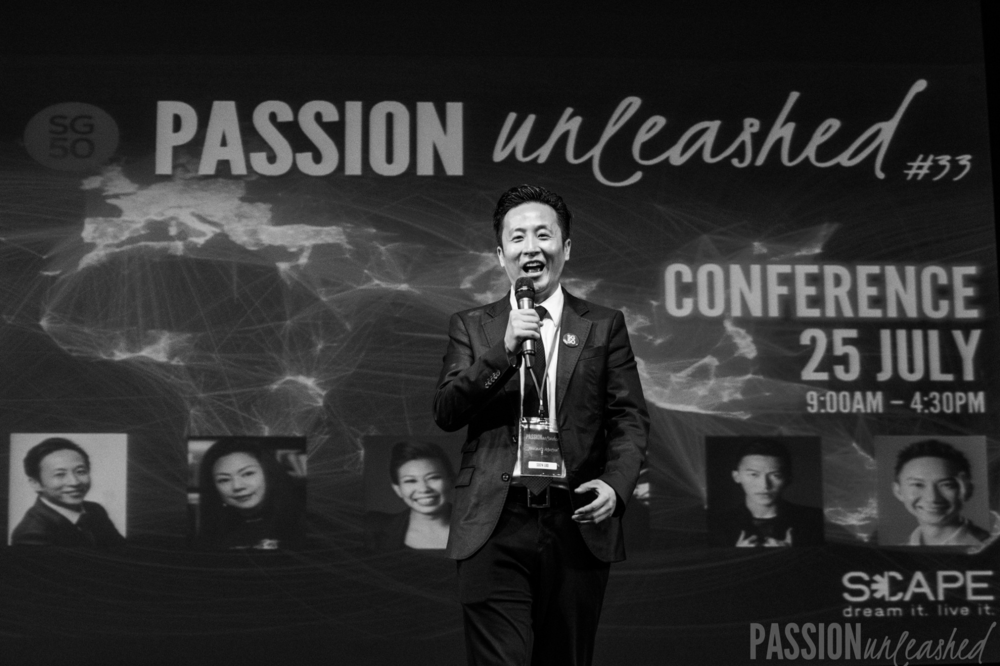 2015  Passion Unleashed celebrated 4 years!
